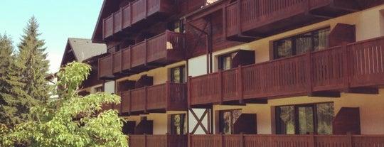 Wellness Hotel Chopok is one of TREND Top restaurants.