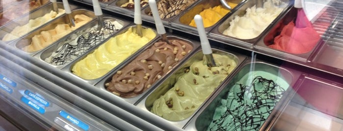 M'o Gelato is one of The New Yorkers: The Sweet Life.