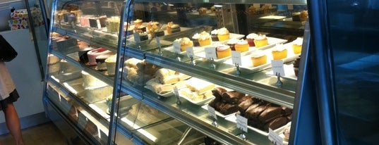 Empire Cake is one of NYC  cafe / coffee lovers (esp soy milk drinkers).