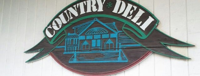 The Country Deli is one of Old Los Angeles Restaurants Part 2.