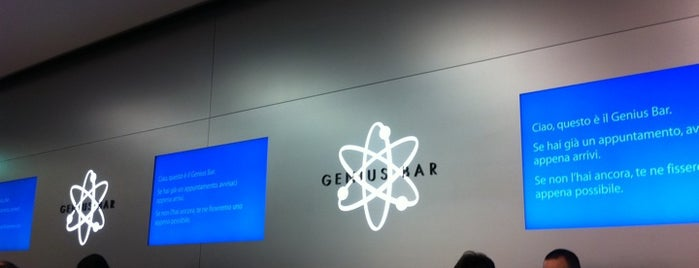 Apple Store is one of Apple Stores around the world.