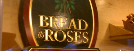Bread & Roses Bakery is one of Lugares favoritos de Chrissy.