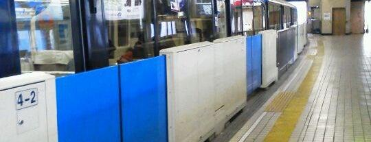 モノレール浜松町駅 (MO01) is one of Jonneさんのお気に入りスポット.