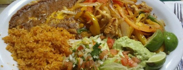 Rosa's is one of The Best Mexican Food You'll Ever Eat.
