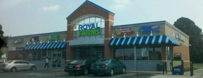 Royal Farms is one of New York.