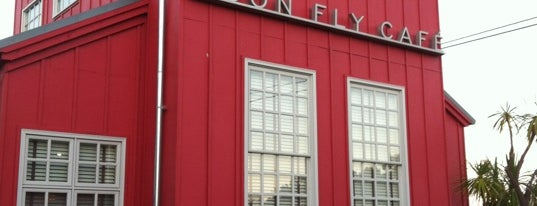 Boon Fly Cafe is one of Napa.