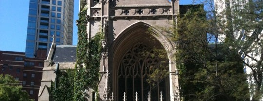 Fourth Presbyterian Church is one of Chicago trip.