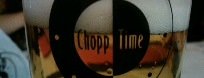 Chopp Time is one of Bares e boates de Goiânia.