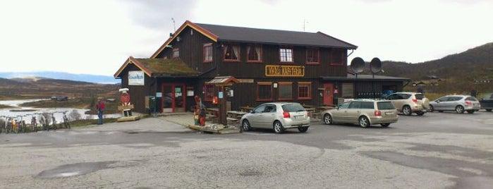 Vierli Turistsenter is one of Tempat yang Disukai Torstein.