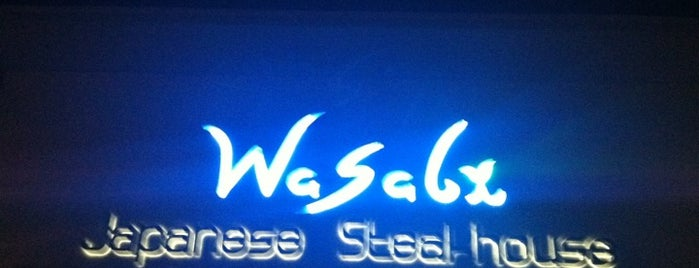 Wasabi Japanese Steakhouse is one of Places tried: recommend.