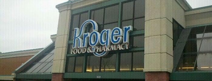 Kroger is one of Tempat yang Disukai Назар.