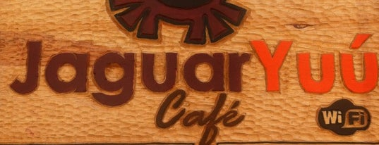 Café Jaguar Yuú is one of Lugares favoritos de César.