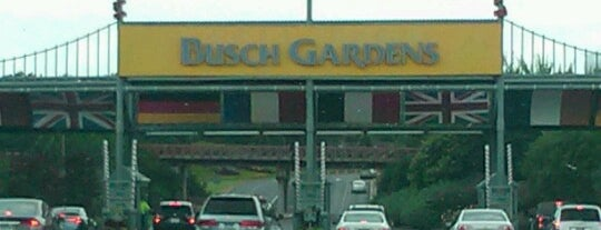 Busch Gardens Main Gate Booths is one of Going Traveling!.