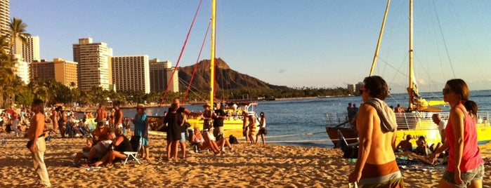 Duke's Waikiki is one of Hawaii List.
