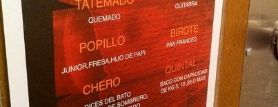 Uuuff!! Tacos & Salsas is one of Dame de tragar, Bartola!.