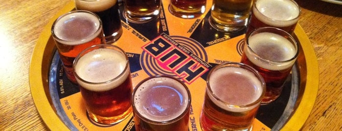 Hopworks Urban Brewery is one of Portland!.