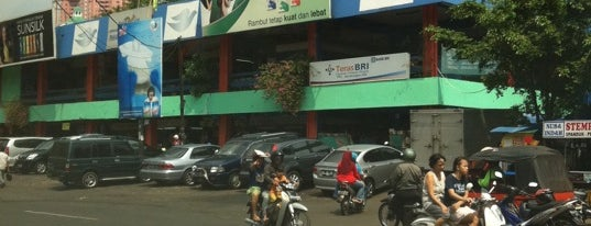 Pasar Benhil is one of Anni in Jakarta.