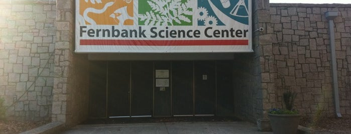 Fernbank Science Center is one of Atlanta: 30032.