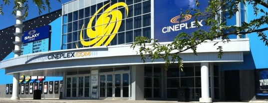 Galaxy Cinemas Guelph is one of Alanna's Liked Places.