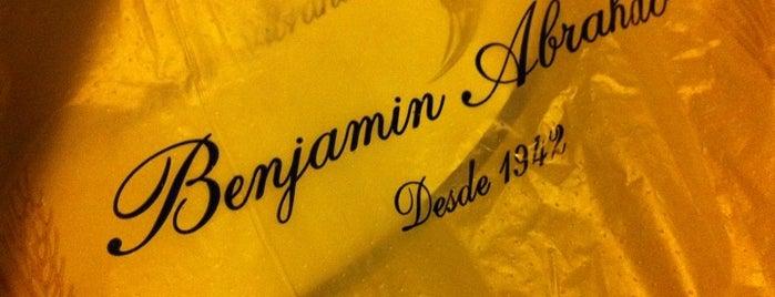 Benjamin A Padaria is one of Alguns lugares que eu adoro.