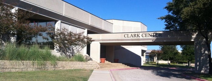 Alexander Clark Center is one of Tryout these places ....