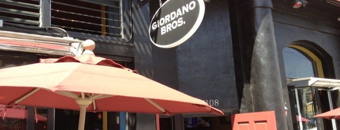 Giordano Bros. is one of Music Venues in San Francisco, CA.