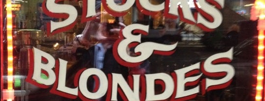 Stocks and Blondes is one of Chicago.