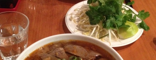 Mekong Cafe is one of Pho on tour.