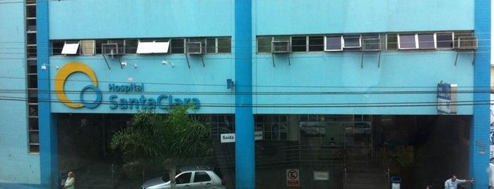 Hospital Santa Clara is one of Tempat yang Disukai Mayra.