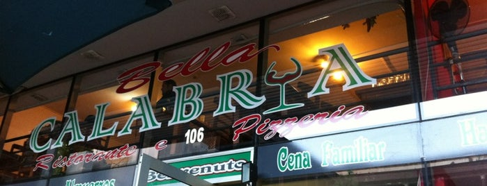 Bella Calabria is one of comida cerca de salvador.