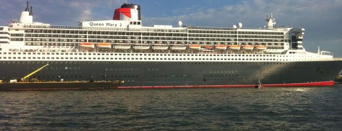 Seastreak Ferry - Pier 11 Terminal is one of NYC Must See!.