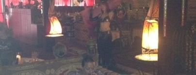 Casbah Moroccan Restaurant is one of Savannah, GA.
