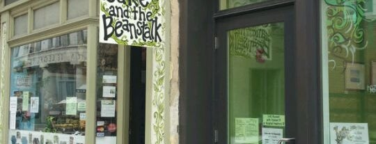 Cake and the Beanstalk is one of Cupcakes in Philadelphia.