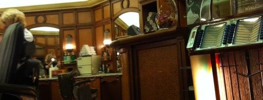 Barber Shop is one of Locais curtidos por Thierry Mogwaï.