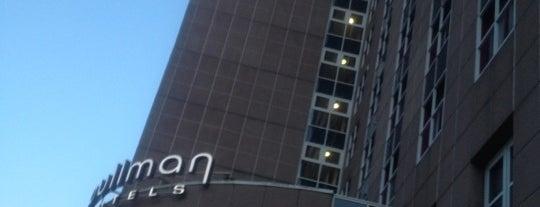 Pullman Hotel Stuttgart Fontana is one of Lieux sauvegardés par Ubu.