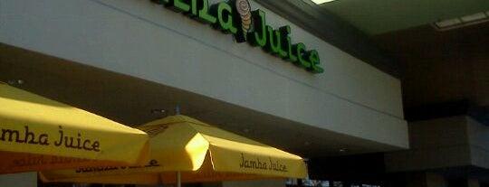 Jamba Juice is one of Lugares favoritos de Melly.