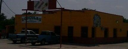 Cocula Mexican is one of สถานที่ที่บันทึกไว้ของ Raul.