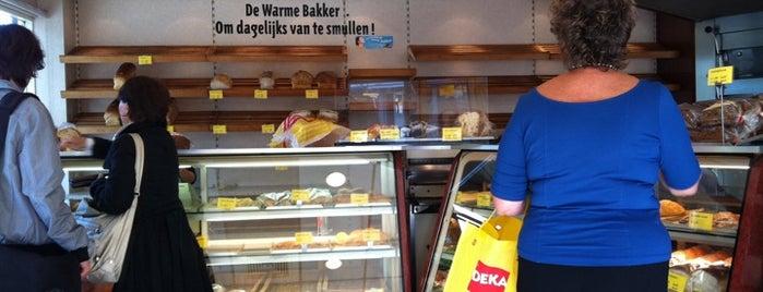 Bakkerij Botman is one of Posti che sono piaciuti a Nathalie.