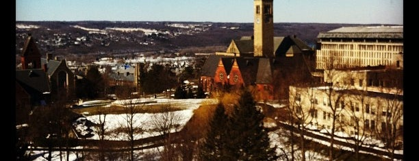 Cornell University is one of Fingerlakes Transport an Tour Service.