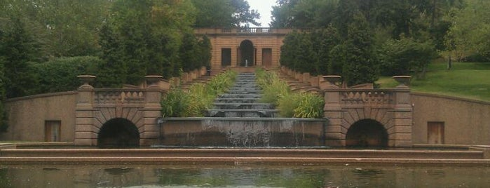 Meridian Hill Park is one of ♡DC.