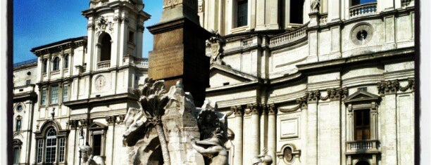Piazza Navona is one of Rome.