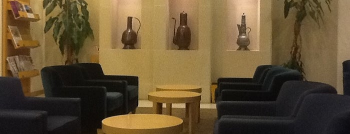 MAS Golden Club Lounge is one of Airports.