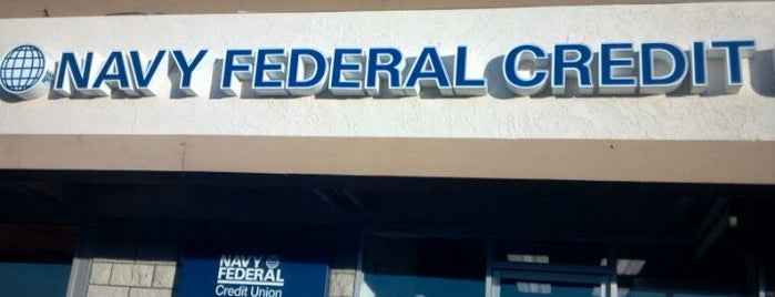 Navy Federal Credit Union is one of Locais curtidos por Alison.