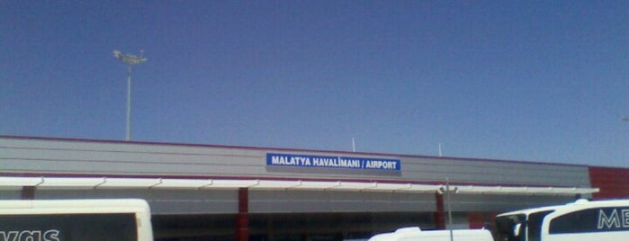 Malatya Erhaç Havalimanı (MLX) is one of Airports - Europe.