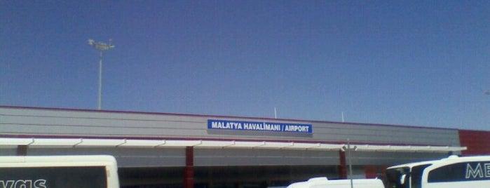 Malatya Erhaç Havalimanı (MLX) is one of Airports - Europe.
