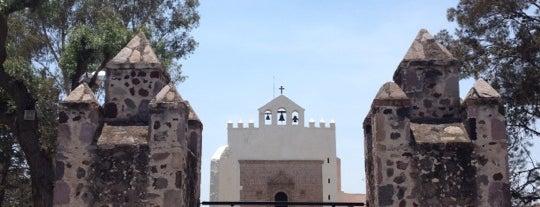 Convento de Acolman is one of Teotihuacán Mágico.