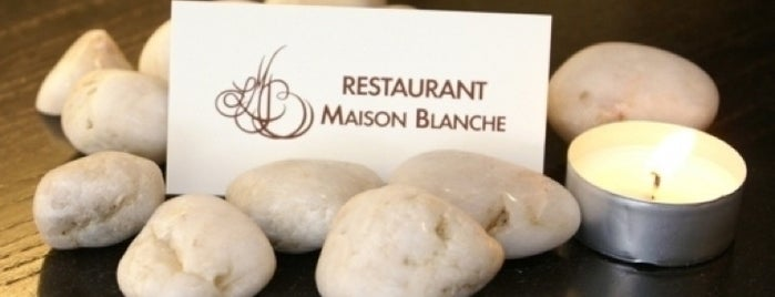 Maison Blanche is one of Gastrobares.
