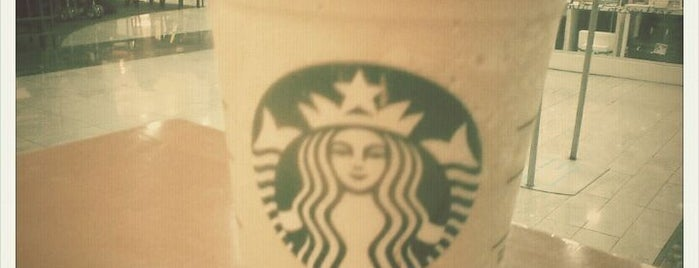 Starbucks is one of ABC Paulista, etc..