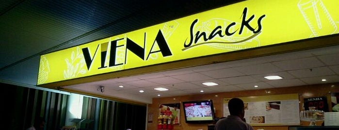 Viena Snacks is one of Lugares favoritos de Edgar.