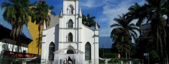 Reitoria Nossa Senhora das Graças is one of Favoritos em Goiânia.